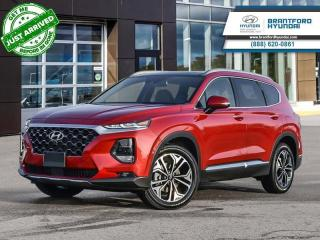 New 2020 Hyundai Santa Fe 2.0T Ultimate AWD for sale in Brantford, ON