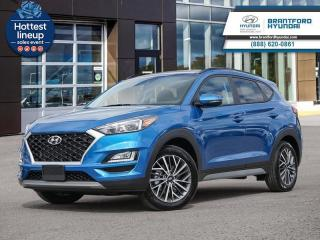 New 2021 Hyundai Tucson 2.4L Luxury AWD  - $220 B/W for sale in Brantford, ON