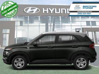New 2021 Hyundai Venue Trend Urban Denim  - $140 B/W for sale in Brantford, ON