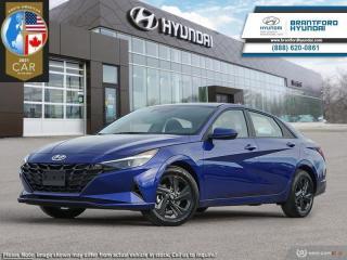 New 2021 Hyundai Elantra Preferred w/Sun & Tech Package IVT  - $152 B/W for sale in Brantford, ON