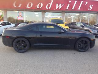 Used 2011 Chevrolet Camaro RS! REMOTE START! LEATHER! SUNROOF! for sale in Aylmer, ON