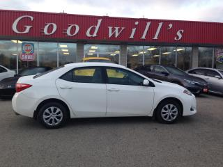 Used 2017 Toyota Corolla MANUAL! CE! for sale in Aylmer, ON