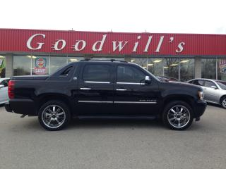 Used 2013 Chevrolet Avalanche LTZ! HEATED LEATHER! REMOTE START! B/SENSOR! for sale in Aylmer, ON
