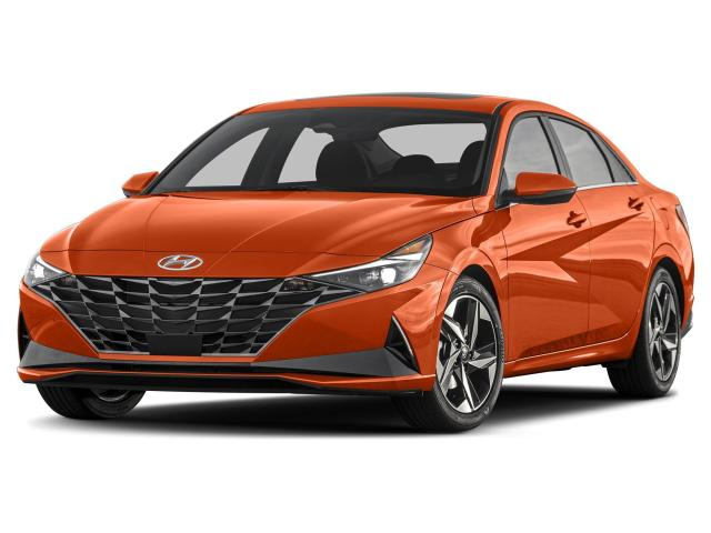 2021 Hyundai Elantra Preferred SUN AND TECH