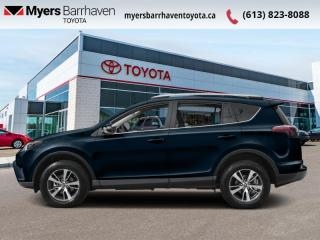 Used 2018 Toyota RAV4 AWD XLE  - 	Sunroof -  Power Tailgate - $169 B/W for sale in Ottawa, ON