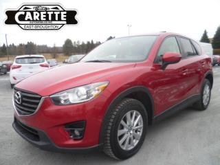 Used 2016 Mazda CX-5 Gs awd toit-gps for sale in East broughton, QC