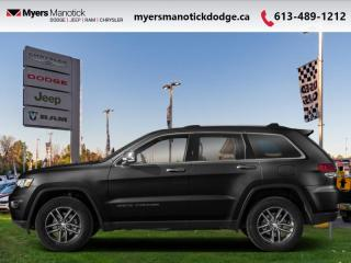 New 2021 Jeep Grand Cherokee Limited  - Leather Seats - $317 B/W for sale in Ottawa, ON
