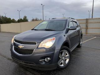 Used 2013 Chevrolet Equinox 1LT 2WD for sale in Cayuga, ON