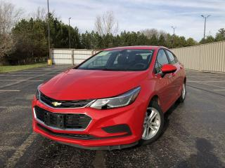 Used 2017 Chevrolet Cruze LT 2WD for sale in Cayuga, ON