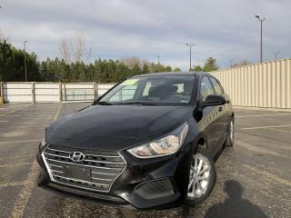 Used 2019 Hyundai Accent 2WD for sale in Cayuga, ON