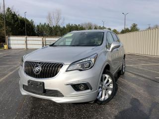 Used 2016 Buick Envision Premium AWD for sale in Cayuga, ON