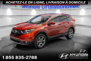 Used 2019 Honda CR-V CR-V EX + GARANTIE + TOIT + CAMERA + WOW for sale in Drummondville, QC
