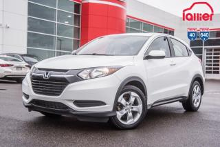 Used 2016 Honda HR-V GARANTIE LALLIER 10ANS/200,000 KILOMETRES INCLUSE UN CHOIX INCROYABLE DE HRV for sale in Terrebonne, QC