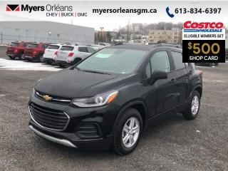 New 2021 Chevrolet Trax LT  - Heated Seats for sale in Orleans, ON