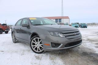Used 2012 Ford Fusion SEL**AS TRADED SPECIAL** for sale in North Battleford, SK