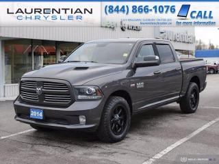 Used 2014 RAM 1500 Sport!!  4X4!!  TRAILER BRAKE CONTROL!! for sale in Sudbury, ON