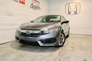 Used 2016 Honda Civic LX 4 portes CVT for sale in Blainville, QC