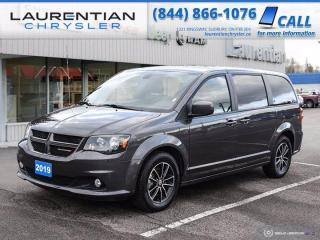 Used 2019 Dodge Grand Caravan GT!!  HEATED WHEEL!! for sale in Sudbury, ON