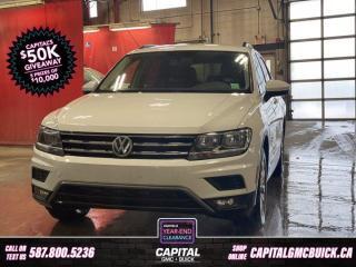 Used 2018 Volkswagen Tiguan Trendline for sale in Edmonton, AB