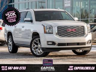 Used 2019 GMC Yukon XL Denali for sale in Calgary, AB