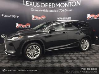 New 2021 Lexus RX 350 L Executive Package for sale in Edmonton, AB