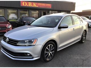 Used 2015 Volkswagen Jetta 2.0 TDI DSG Comfortline-TOIT OUVRANT-CAM RECUL- for sale in Laval, QC
