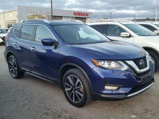 Used 2018 Nissan Rogue SL Platinum AWD for sale in Cambridge, ON