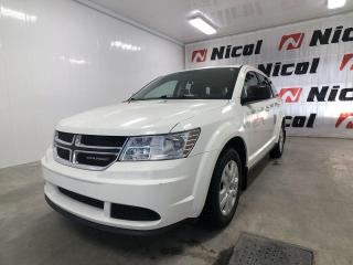Used 2014 Dodge Journey CANADA VALUE PKG Nicol Occasion, le leader régional for sale in La Sarre, QC