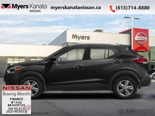 New 2020 Nissan Kicks S for sale in Kanata, ON