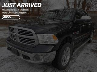 Used 2016 RAM 1500 SLT for sale in Cranbrook, BC