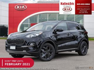 New 2021 Kia Sportage EX S DON'T PAY TO FEBRUARY 2021 for sale in Mississauga, ON