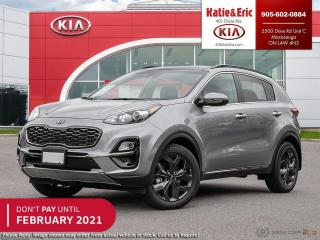 New 2021 Kia Sportage EX Premium S DON'T PAY TO FEBRUARY 2021 for sale in Mississauga, ON