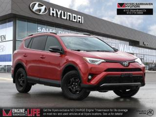 Used 2017 Toyota RAV4 AWD SE  - Navigation -  Sunroof - $206 B/W for sale in Nepean, ON