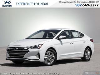 New 2020 Hyundai Elantra Preferred for sale in Charlottetown, PE