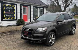 Used 2014 Audi Q7 for sale in Tiny, ON