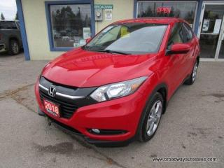 Used 2018 Honda HR-V ALL-WHEEL DRIVE EX EDITION 5 PASSENGER 1.8L - DOHC.. HEATED SEATS.. TOUCH SCREEN DISPLAY.. BACK-UP CAMERA.. BLUETOOTH SYSTEM.. KEYLESS ENTRY & START.. for sale in Bradford, ON