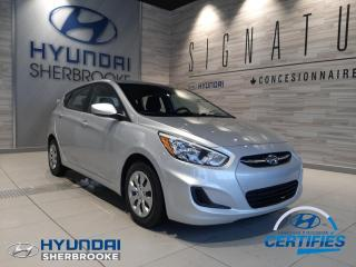 Used 2015 Hyundai Accent LE+AIR CLIMATISÉ+DEMARREUR+AUTOMATIQUE for sale in Sherbrooke, QC