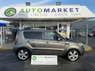 Used 2011 Kia Soul INSPECTED, READY TO GO! FREE BCAA MBRSHP & WRNTY! IN-HOUSE FINANCE! for sale in Langley, BC