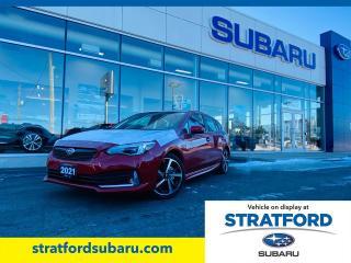 New 2021 Subaru Impreza Sport-tech for sale in Stratford, ON