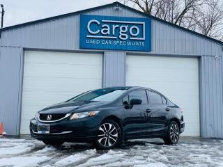 Used 2015 Honda Civic EX for sale in Stratford, ON