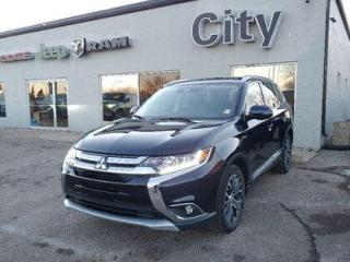 Used 2018 Mitsubishi Outlander GT for sale in Medicine Hat, AB
