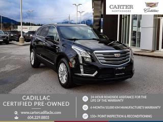 Used 2017 Cadillac XT5 LEATHER - WIRELESS CHARGING - HEATED SEATS - PWR LIFTGAT for sale in North Vancouver, BC