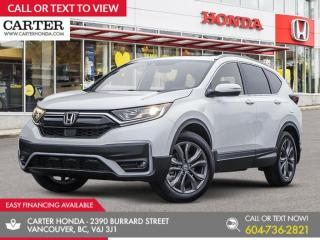New 2020 Honda CR-V Sport for sale in Vancouver, BC