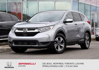 Used 2019 Honda CR-V LX AWD COMME NEUF AWD CRUISE BLUETOOTH HONDA SENSING for sale in Lachine, QC