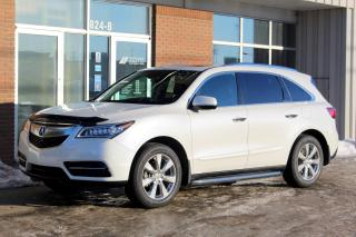 Used 2014 Acura MDX Elite Package SH-AWD - FULLY LOADED - EXTREMELY LOW KM for sale in Saskatoon, SK