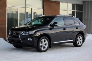 Used 2013 Lexus RX 350 AWD - LEATHER - MOONROOF - BLUETOOTH for sale in Saskatoon, SK