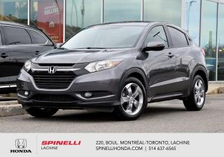 Used 2018 Honda HR-V EX TOIT BAS KM TOIT MAGS FWD BLUETOOTH for sale in Lachine, QC