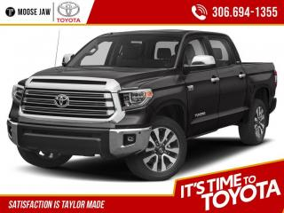 New 2021 Toyota Tundra Platinum for sale in Moose Jaw, SK