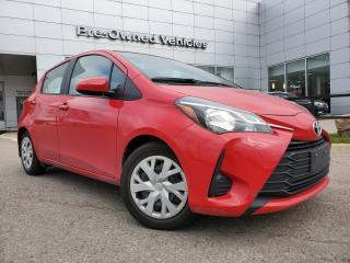 Used 2018 Toyota Yaris LE ONE OWNER ACCIDENT FREE TRADE. for sale in Toronto, ON