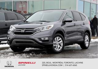 Used 2016 Honda CR-V EX AWD DEAL PENDING TOIT AWD*TOIT*CAMERA*BLUETOOTH*SIEGES CHAUFFANTS*CRUISE*BLUETOOTH*++ for sale in Lachine, QC